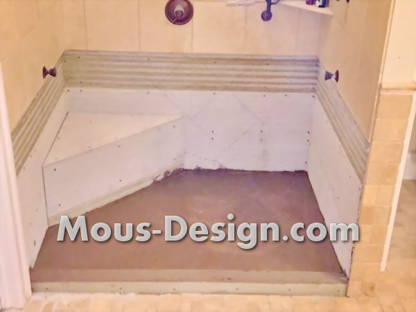 Waterproofing a Bath Step by Step