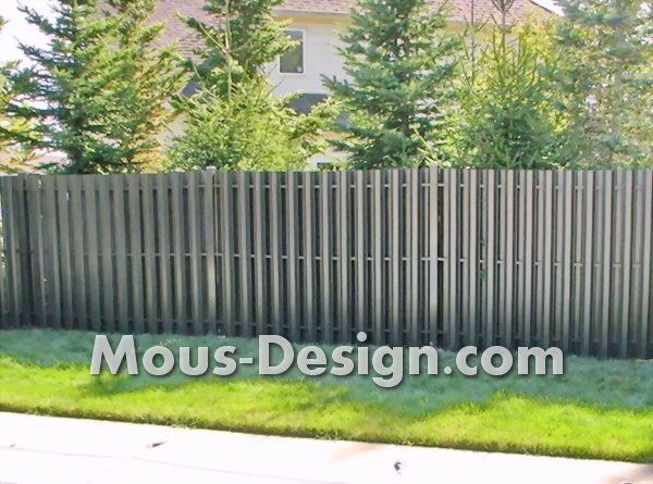Metal Fences - Decorative and Above All Safe