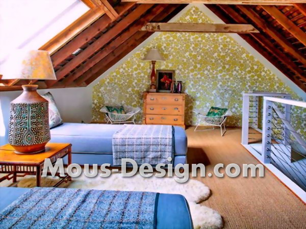 Attic - Clever Home Decorations