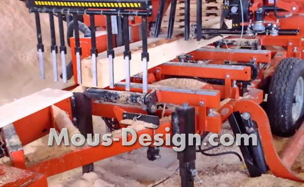 Woodworking: a wide variety of processing options