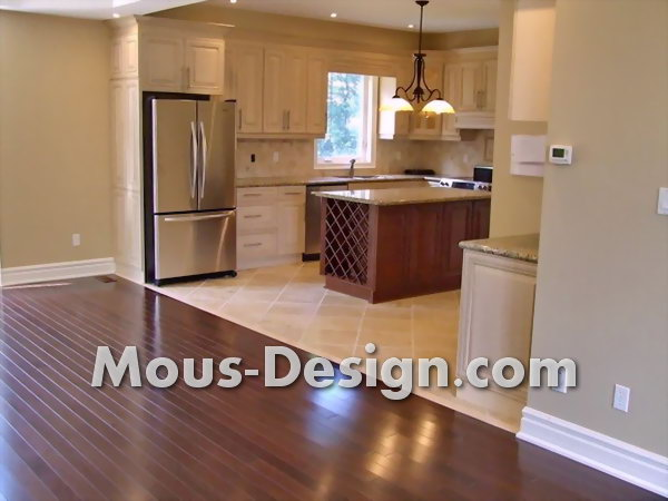 Floor coverings for the kitchen - Top 5