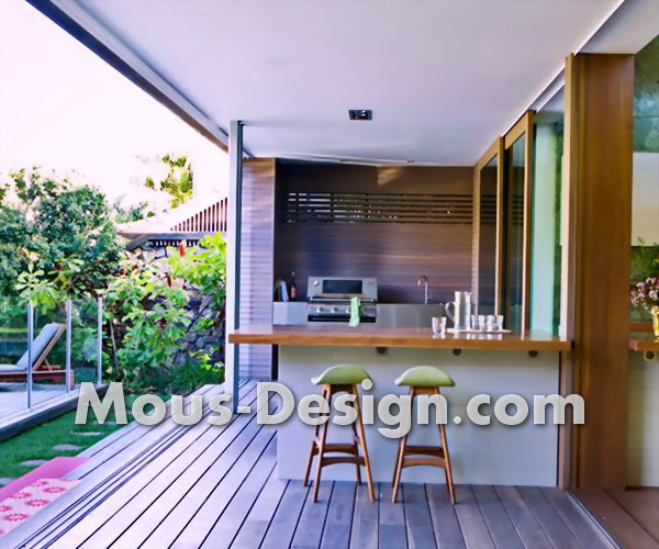The Garden Kitchen - Outdoor Trend in Perfection