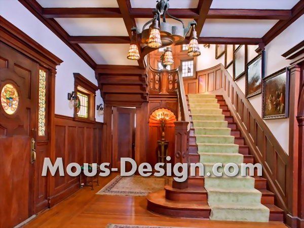 Modernizing an Old Staircase - Step by Step