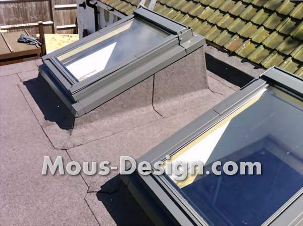 Installing the Roof Window: Light for Your Home