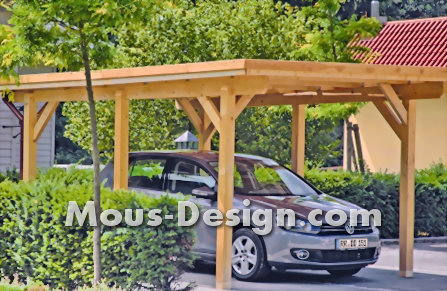 Is it worthwhile to build the carport itself?
